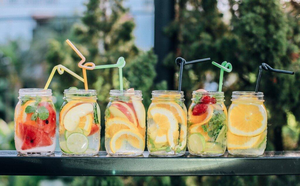 Acqua Leo aromatizzata alla frutta